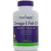 Омега-3, рыбный жир (150 капс, 1000 мг)