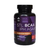 Пептидные BCAA IPH AGAA Women с коллагеном (100 капс, 500 мг)