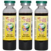 Предтрен растительный (3 ампулы, гинко+элеутерокок)