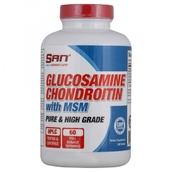 Глюкозамин-хондроитин-MSM (180 таб, 60 порций)