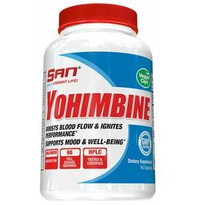 Йохимбин гидрохлорид (90 капс, 3 мг)