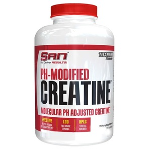 Креатин PH-устойчивый (120 капс, 750 мг, 24 порции)