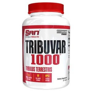 Tribuvar 1000 (180 таб по 1000 мг, 45% сапонинов)