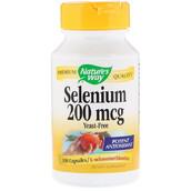 Селен (100 капс, 200 мкг)