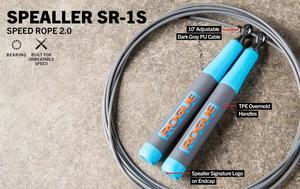 Скоростная скакалка Spealler SR-1S 2.0