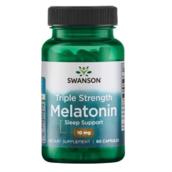 Мелатонин (60 капс, 10 мг) - гормон сна