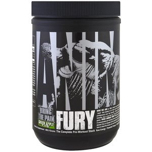 Fury предтрен. (30 порций)