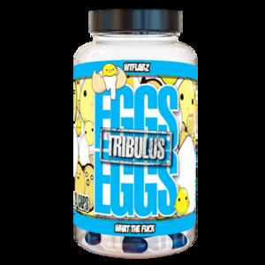 """Тестостероновый бустер """"яйца-яйца"""" (120 капс, 750 мг, 45% сапонинов из фруктов)"""